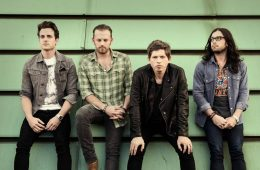 Kings of Leon. Waste a Moment. Nuevo tema. Walls. Nuevo Disco. Cúsica Plus