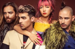 DNCE. Body Moves. Nuevo tema. Video nuevo. Cúsica Plus