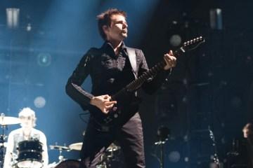 Muse quiere un escenario con imanes que los haga levitar en su próxima gira. Cúsica Plus