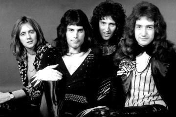 "Queen revela una versión rápida de su clásico ""We Will Rock You"". Cúsica Plus"
