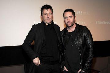 Trent Reznor. Atticus Ross. Before The Floods. Soundtrack. Nine Inch Nails. Nueva música. Cúsica Plus