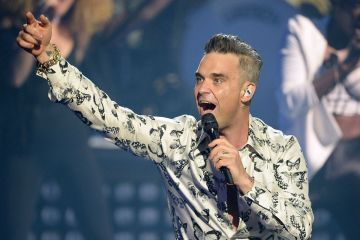 Robbie Williams se reunió con Take That en los BRIT Awards. Cúsica Plus