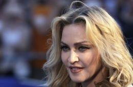 """Madonna cantó """"Imagine"""" de John Lennon y algunos de sus clásicos para celebrar el cierre de campaña de Hillary Clinton. Cúsica Plus"""