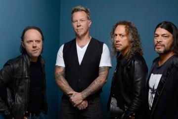 Metallica ofrecerá su primera sesión de preguntas y respuestas en livestream. Cusica Plus