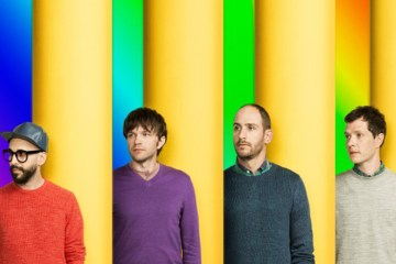 "Ok Go presenta el alucinante video de ""The One Moment"". Cusica Plus"