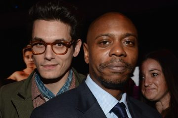 "John Mayer y el comediante Dave Chappelle versionaron ""Come As You Are"" de Nirvana. Cusica Plus"
