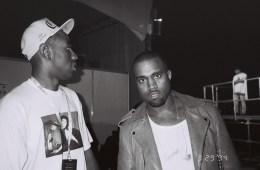 Mira a Kanye West en el estudio en un corto del documental de Tyler, The Creator. Cusica Plus