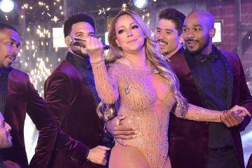 Mariah Carey declaró sobre su terrible presentación durante la víspera de año nuevo en Nueva York. Cusica Plus