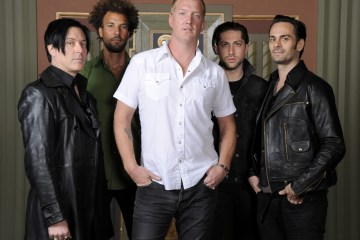 Queens of the Stone Age lanzará nuevo disco este año. Cusica Plus
