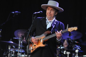 "Bob Dylan publica cover de Sinatra ""My One and Only Love"". Cusica plus"