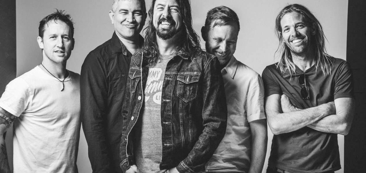 Foo Figthers encabezará el Festival Glastonbury 2017. Cusica plus