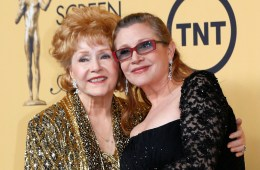 James Blunt cantará en homenaje a Carrie Fisher y Debbie Reynolds . Cusica plus