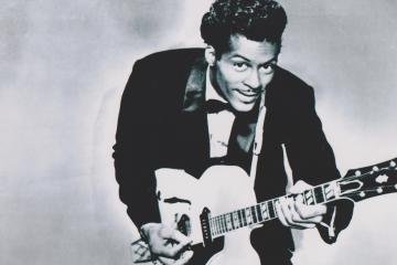 Fallece la leyenda del 'rock and roll' Chuck Berry. Cusica plus