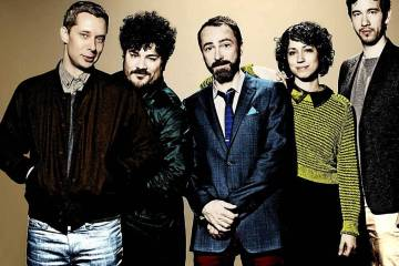 The Shins estrena canción de su disco 'Painting A Hole'. Cusica plus