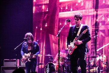John Meyer y Ryan Adams