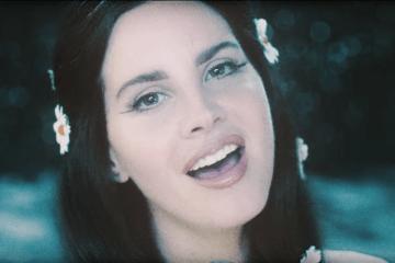 Lana del Rey publica la portada de su próximo disco 'Lust For Life'. Cusica plus