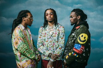 "Migos presenta videoclip de su tema ""Get Right Witcha"". Cusica plus"