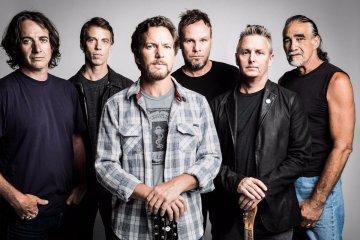 David Letterman inducirá a Pearl Jam en el Salón de la Fama del Rock & Roll. Cusica plus