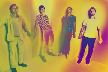"Grizzly Bear reaparece con ""Three Rings"""