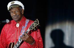 Chuck Berry lanzo su nuevo vide Big Boys