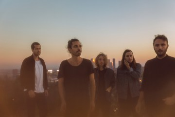 """The Only Heirs"" lo nuevo de Local Natives junto a Nico Segal. Cusica plus."