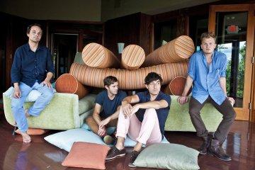 "Grizzly Bear estrenó ""Four Cypresses"" el tercer sencillo de su próximo disco"