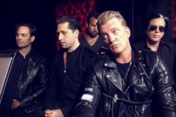 Queens of the Stone Age publicó un corto teaser de lo que será su nuevo disco 'Villains'