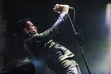 Nine Inch Nails le agrega violencia a su nuevo EP. Cusica Plus.