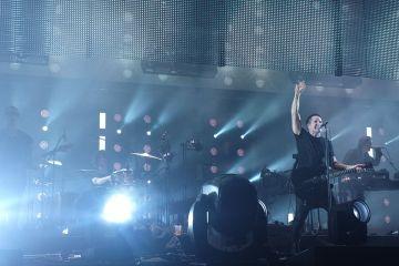 "Nine Inch Nails alimentan la oscuridad con el sencillo ""This Isn't the Place"". Cusica Plus."
