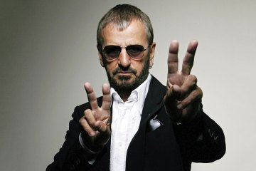 Ringo Starr anuncia nuevo disco de su All-Starr Band. Cusica Plus.