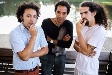 """Los Crema Paraíso presentaron su versión de """"Personal Jesus"""" en el festival Rock Al Parque de Colombia"""