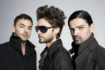"30 Seconds To Mars lanzará su nuevo sencillo ""Walk On Water"" pronto. Cusica Plus."