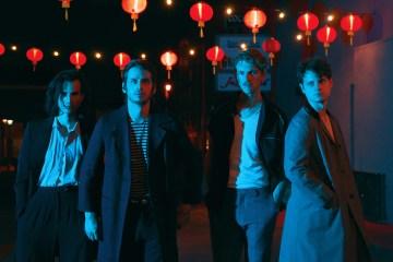 Foster The People nos lleva a un viaje psicodélico en su nuevo video. Cusica plus.