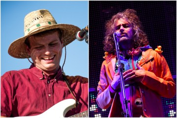 Mac DeMarco y The Flaming Lips grabarán un EP en cojunto. Cusica Plus.