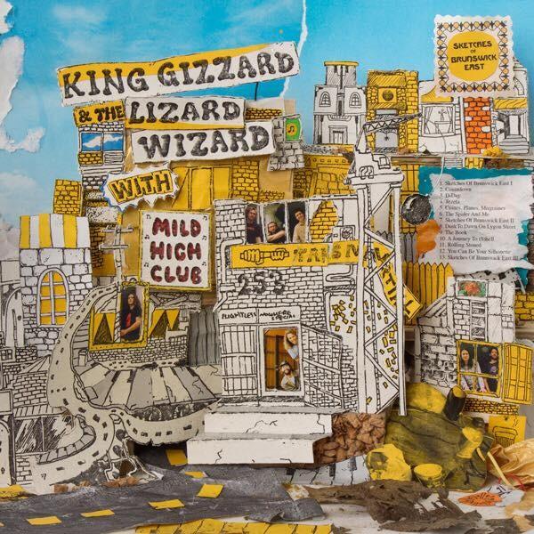 King Gizzard Almbum-Cusica-Plus