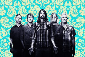 Foo Fighters nos muestra un teaser animado del making of de 'Concrete And Gold'. Cusica Plus.