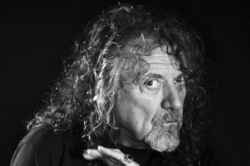 Robert Plant finalmente revela su 'Carry Fire'. Cusica Plus.