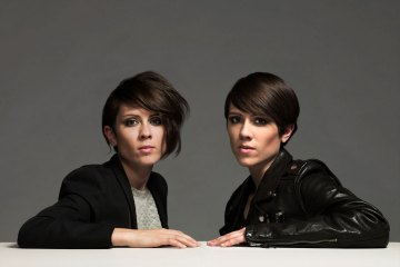 Escucha el disco de covers por el aniversario de 'The Con' de Tegan And Sara. Cusica Plus.