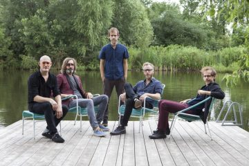 The National llevó su 'Sleep Well Beast' al programa de Jools Holland. Cusica Plus.