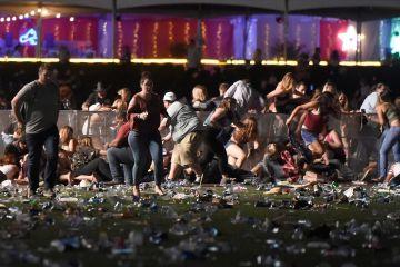 Tiroteo en Las Vegas durante el concierto de Jason Aldean. cusica Plus.