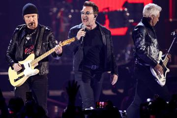 Se filtra una posible lista de canciones de 'Songs Of Experience' de U2. cusica plus.
