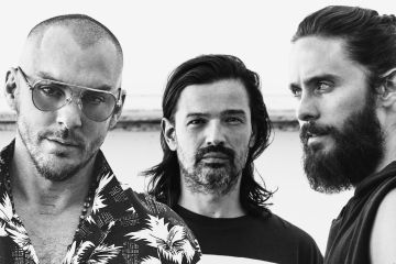 "Thirty Seconds To Mars captura américa en el video de ""Walk On Water"". Cusica Plus."
