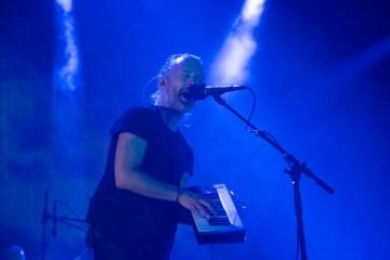 Radiohead no irá a su inducción al salón de la fama del rock. Cusica Plus.