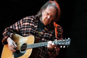 "Neil Young vuelve al rock sureño con ""Already Great"". Cusica Plus."