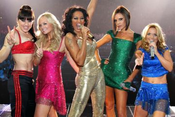 Las Spice Girls podrían reunirse en el 2018. Cusica Plus.