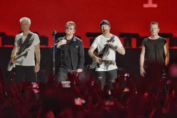 U2 comparte sus experiencias con su nuevo disco. Cusica Plus.