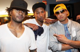 "N.E.R.D. y Future se levantan con el poder con el video de ""1000"". Cusica Plus."