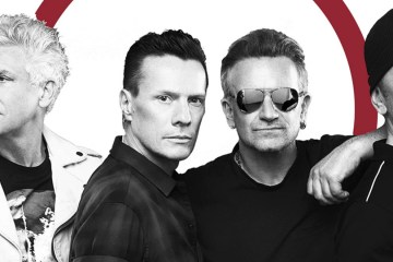 U2 versiona a Marvin Gaye para Spotify. Cusica Plus.