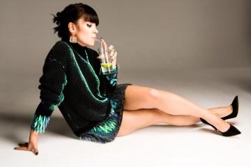 Lily Allen se negó a recibir un pago en bitcoins. Cusica Plus.