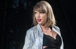 "Taylor Swift da pistas del video de ""Endgame"". cusica plus."
